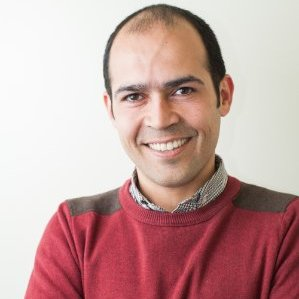 Photo of Yousef Ghiami